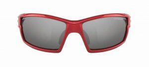 Αθλητικά Γυαλιά Ηλίου Tifosi Camrock Metallic Red με Τρεις Διαφορετικούς Φακούς