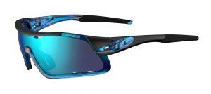 Αθλητικά Γυαλιά Ηλίου Tifosi Davos Crystal Blue Clarion με Τρεις Διαφορετικούς Φακούς