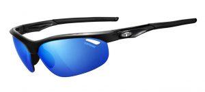 Αθλητικά Γυαλιά Ηλίου για Τρέξιμο & Ποδηλασία Tifosi Veloce Gloss Black με Τρεις Διαφορετικούς Φακούς