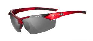 Αθλητικά Γυαλιά Ηλίου Tifosi Jet FC Metallic Red με Φακούς Smoke