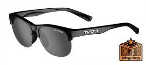 Αθλητικά Γυαλιά Ηλίου Tifosi Swank SL Gloss Black με Φακούς Smoke