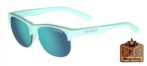 Αθλητικά Γυαλιά Ηλίου Tifosi Swank SL Satin Crystal Teal με Φακούς Sky Blue