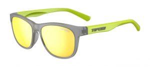 Αθλητικά Γυαλιά Ηλίου Tifosi Swank Vapor Neon με Φακούς Smoke Yellow