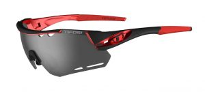 Γυαλιά Ηλίου Tifosi Alliant Black Red για Ποδηλασία & Τρέξιμο