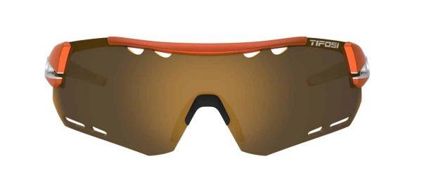 Γυαλιά Ηλίου Tifosi Alliant Matte Orange για Ποδηλασία & Τρέξιμο