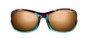 Αθλητικά Γυαλιά Ηλίου Tifosi Dea SL Blue Tortoise με Φακούς Brown Gradient