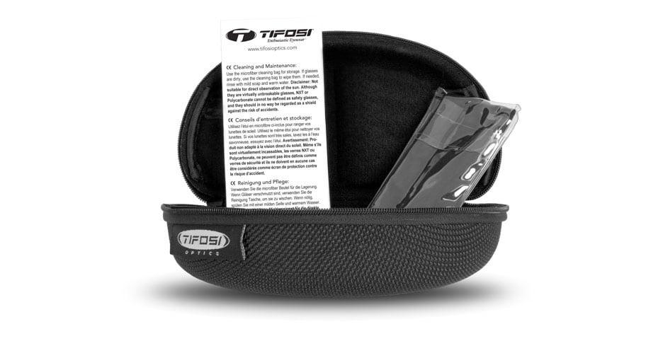 Σκληρή Θήκη για Σκοπευτικά Αντιβαλλιστικά Γυαλιά Tifosi Jet FC Tactical Clear