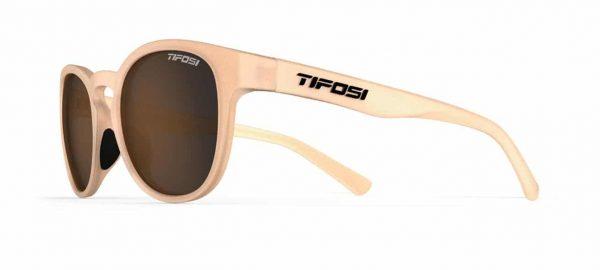 Αθλητικά Γυαλιά Ηλίου Tifosi Svago Satin Crystal Brown με Φακούς Brown