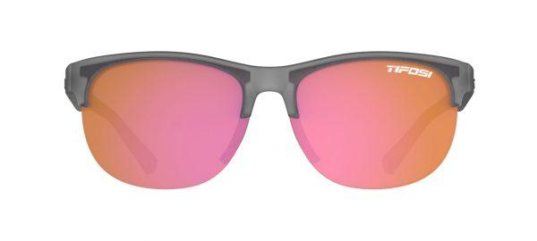 Αθλητικά Γυαλιά Ηλίου Tifosi Swank SL Satin Vapor με Φακούς AC Red