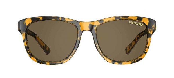 Αθλητικά Γυαλιά Ηλίου Tifosi Swank Yellow Confetti με Polarized Φακούς
