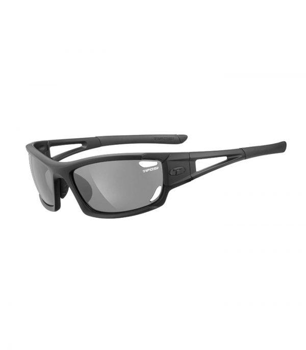 Αθλητικά Γυαλιά Ηλίου Tifosi Dolomite 2.0 Matte Black με Τρεις Διαφορετικούς Φακούς