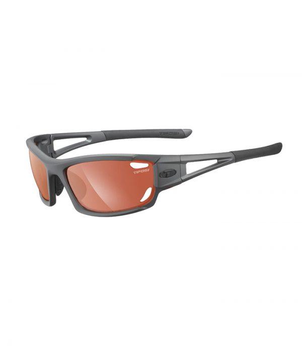 Αθλητικά Γυαλιά Ηλίου Tifosi Dolomite 2.0 Matte Gunmetal με Φωτοχρωμικούς Φακούς