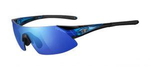 Αθλητικά Γυαλιά Tifosi Podium XC Crystal Blue με Τρεις Διαφορετικούς Φακούς