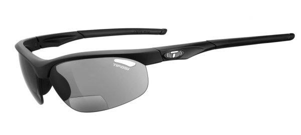 Αθλητικά Γυαλιά για Τρέξιμο & Ποδηλασία Tifosi Veloce Matte Black Reader με Διεστιακούς Φακούς Ανάγνωσης +2.0
