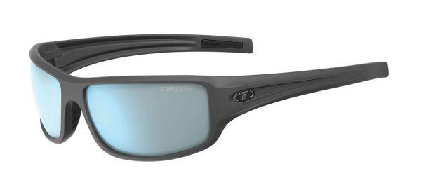 Αθλητικά Γυαλιά Ηλίου Tifosi Bronx Matte Gunmetal Smoke Bright Blue