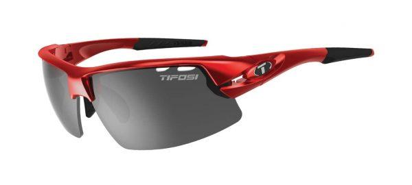 Αθλητικά Γυαλιά Ποδηλασίας & Τρεξίματος Tifosi Crit Metallic Red με Τρεις Διαφορετικούς Φακούς