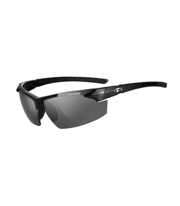 Αθλητικά Γυαλιά Ηλίου Tifosi Jet FC Gloss Black με Φακούς Smoke