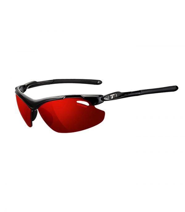 Αθλητικά Γυαλιά για Ποδηλασία, Τρέξιμο, Γκολφ & Τέννις Tifosi Tyrant 2.0 Gloss Black GT με Τρεις Διαφορετικούς Φακούς