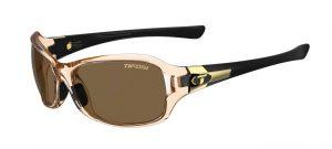 Αθλητικά Γυαλιά Ηλίου Tifosi Dea SL Crystal Brown με Φακούς Brown