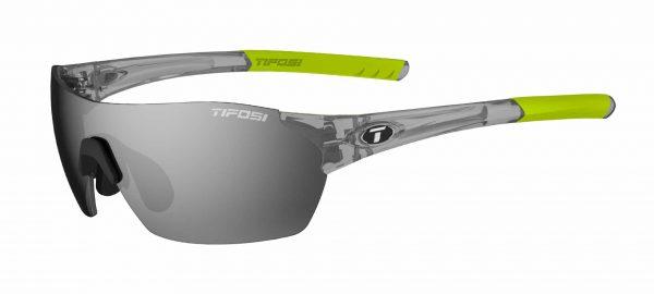 Αθλητικά Γυαλιά Ηλίου Tifosi Brixen Crystal Smoke με Τρεις Διαφορετικούς Φακούς