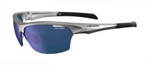 Αθλητικά Γυαλιά Ηλίου Tifosi Intense Metallic Silver με Φακούς Smoke Blue