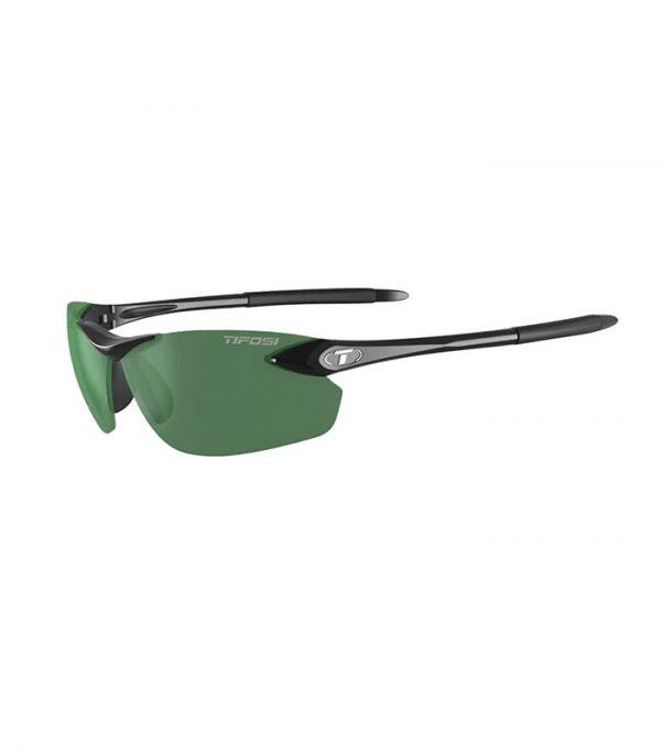 Αθλητικά Γυαλιά για Γκολφ & Τέννις Tifosi Seek FC Gloss Black με Φακούς Enliven Golf