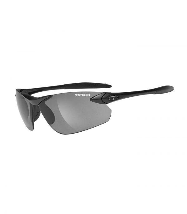 Αθλητικά Γυαλιά για Τρέξιμο & Ποδηλασία Tifosi Seek FC Matte Black με Φακούς Smoke