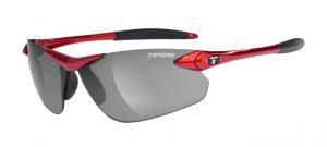 Αθλητικά Γυαλιά για Τρέξιμο & Ποδηλασία Tifosi Seek FC Metallic Red με Φακούς Smoke
