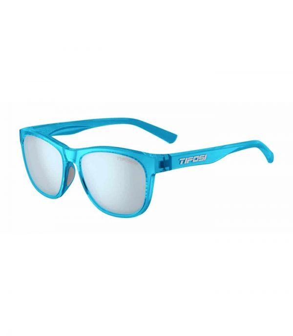 Αθλητικά Γυαλιά Ηλίου Tifosi Swank Crystal Sky Blue με Φακούς Smoke Bright Blue