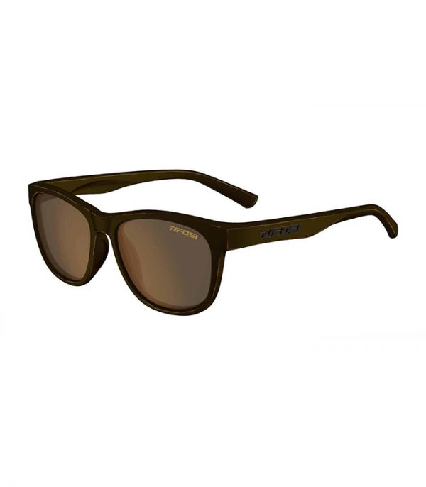 Αθλητικά Γυαλιά Ηλίου Tifosi Swank Distressed Bronze με Polarized Φακούς