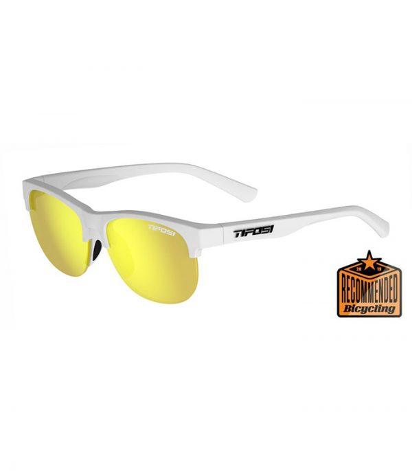 Αθλητικά Γυαλιά Ηλίου Tifosi Swank SL Satin Frost με Φακούς Smoke Yellow