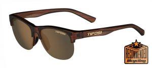 Αθλητικά Γυαλιά Ηλίου Tifosi Swank SL Woodgrain με Polarized Φακούς