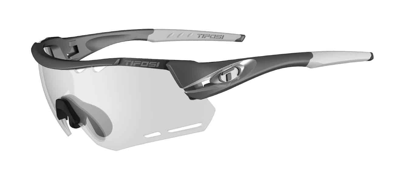 Φωτοχρωμικά Γυαλιά Ηλίου Tifosi Alliant Gunmetal Fototec για Ποδηλασία & Τρέξιμο