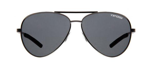 Αθλητικά Γυαλιά Ηλίου Tifosi Shwae Graphite Aviators με Polarized Φακούς