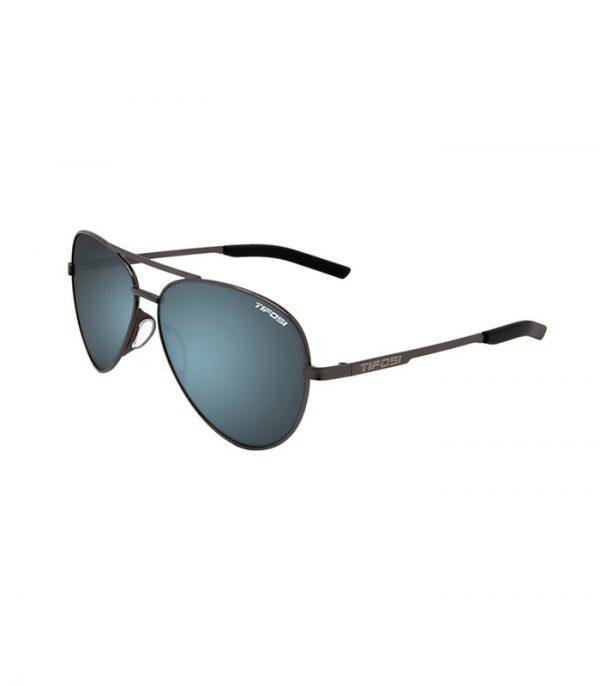 Αθλητικά Γυαλιά Ηλίου Tifosi Shwae Graphite Aviators με Φακούς Smoke Bright Blue