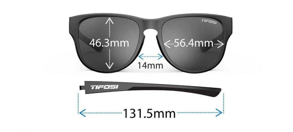 Αθλητικά Γυαλιά Ηλίου Tifosi Smoove Mocha Fade με Φακούς Brown
