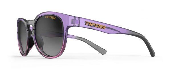Αθλητικά Γυαλιά Ηλίου Tifosi Svago Crystal Peach Blush με Φακούς Smoke Gradient