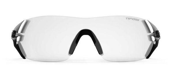 Αθλητικά Γυαλιά Ποδηλασίας Tifosi Slice Black White με Φωτοχρωμικούς Φακούς