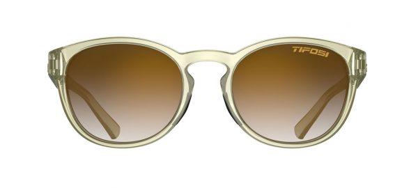 Αθλητικά Γυαλιά Ηλίου Tifosi Svago Crystal Champagne με Φακούς Brown Gradient