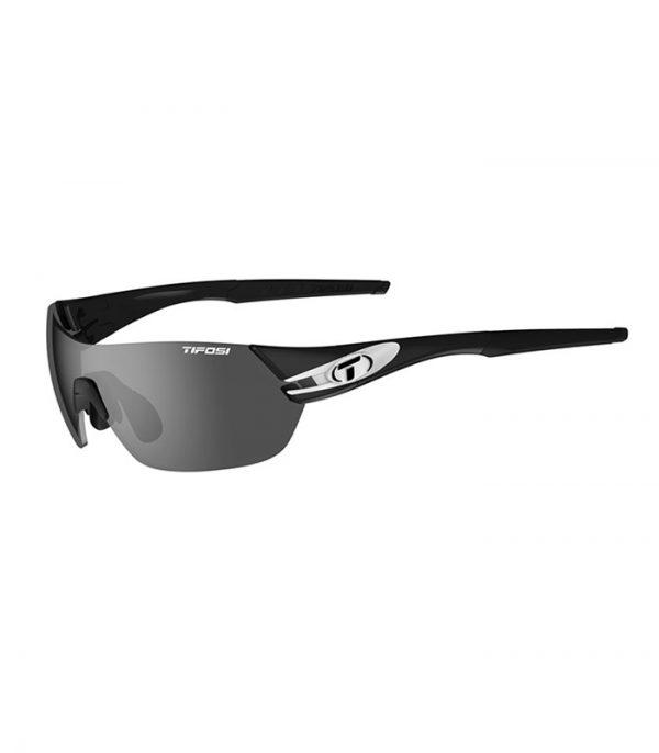 Γυαλιά Ηλίου για Ποδηλασία & Τρέξιμο Tifosi Slice Black White με Τρεις Διαφορετικούς Φακούς