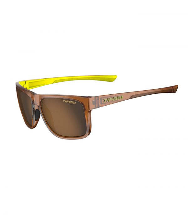 Αθλητικά Γυαλιά Ηλίου Tifosi Swick Caramel Neon με Polarized Φακούς